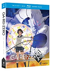 Ga-Rei-Zero: The Complete Series [Blu-ray]