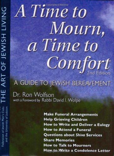 Jewish Words of Comfort