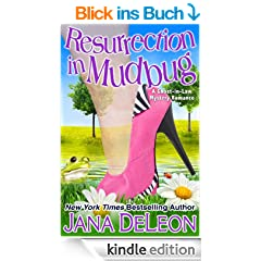 Resurrection in Mudbug (Ghost-in-Law Mystery/Romance Series Book 4) (English Edition)