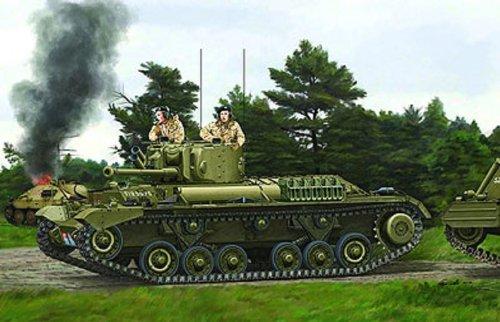 1/35 英・バレンタイン歩兵戦車Mk.Xi型75mm砲搭載