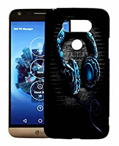 Toppings 3D Printed Designer Hard Back Case For LG G5 Design-10205