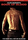 NEW Book Of Blood (DVD)
