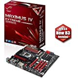 ASUS MAXIMUS IV EXTREME <REV 3.0/> LGA 1155 Rebublic of Gamers Intel P67 DDR3 2400 ATX Motherboard