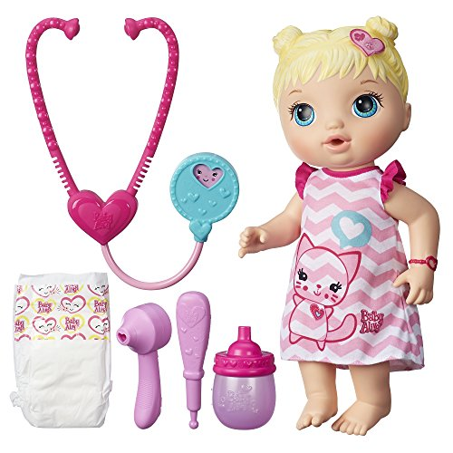 Baby Alive Better Bailey Blonde