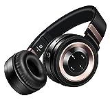 Sound Intone P6 Bluetooth 4.0 Drahtlose Stereo Kopfhörer, schwarz