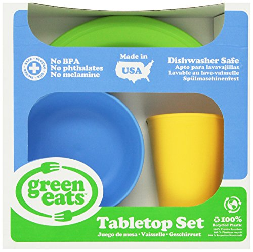 Green Eats Green Eats Tabletop Set