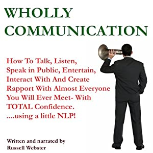 Wholly Communication Audiobook