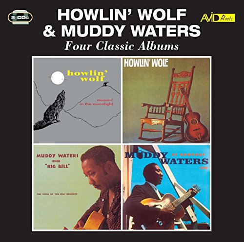 Four Classic Albums (Moanin' In The Moonlight / Howlin' Wolf / Sings Big Bill Broonzy / At Newport)