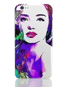 PosterGuy iPhone 6 Plus / iPhone 6S Plus Case Cover - Miranda Kerr Pop Fan Artwork   Designed by: Pulkit Taneja