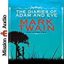 The Diaries of Adam and Eve Audiobook by Mark Twain Narrated by Robin Field