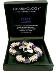 Charmology Peace Ring Bracelet