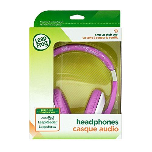 LeapFrog Headphones, Pink