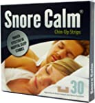 Snore Calm Chin-Up Strips (30 Pack)