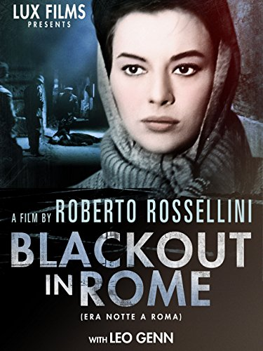 Blackout in Rome (English Subtitled)