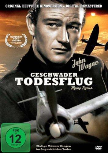 Geschwader Todesflug - Flying Tigers
