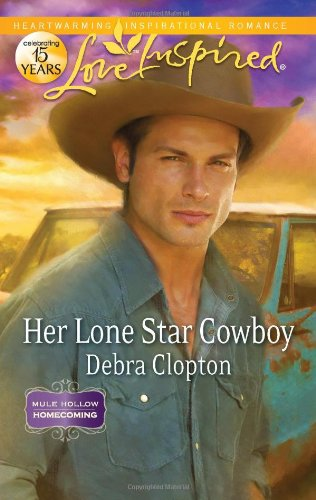Image of Her Lone Star Cowboy (Love Inspired)