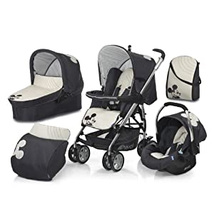 Disney Baby Condor All-in-One Travel System (Classic Mickey)