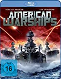 DVD Cover 'American Warships [Blu-ray]