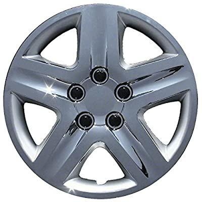 16 inch Chrome Hubcaps to Perfectly fit Chevy Malibu 2004-2008