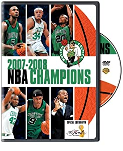 2007-2008 NBA Champions: Boston Celtics