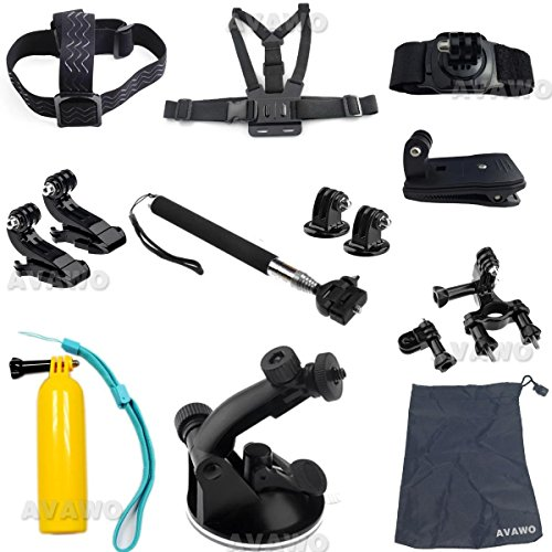 AVAWO® 12-in-1 Outdoor Sports Essentials Kit