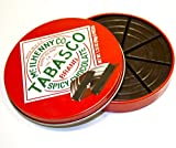 Tabasco Brand Spicy Dark Chocolate Wedges (Pack of 3)