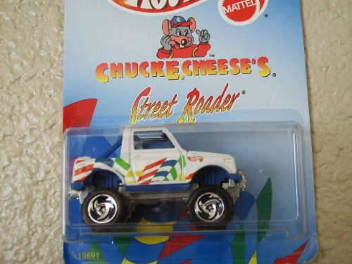 Hot Wheels Street Roader 1998 Chuck E. Cheese - 1