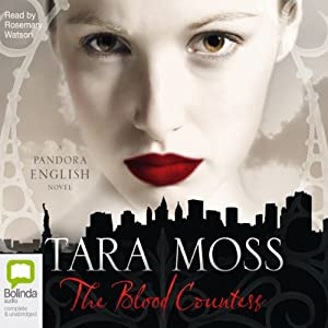 The Blood Countess: A Pandora English Novel | [Tara Moss]