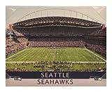Seattle Seahawks Stadium 20 x 16 Canvas Wall Art