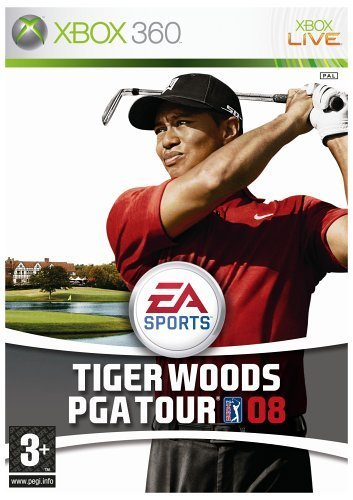 Tiger Woods PGA Tour 08 (Xbox 360) - 1