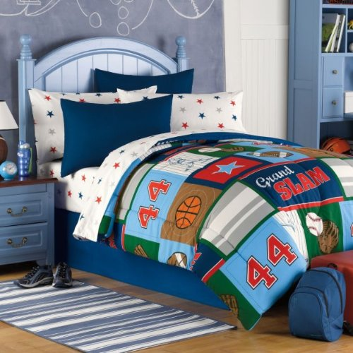 Kids Sports Bedding For Boys front-48928