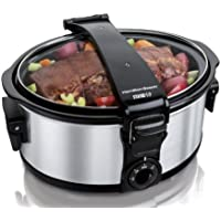 Hamilton Beach 6-Quart Stay or Go Slow Cooker