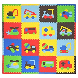 Tadpoles Transport Playmat Set