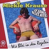 """Wie Blei in Den Regalenvon """"Mickie Krause"""""""