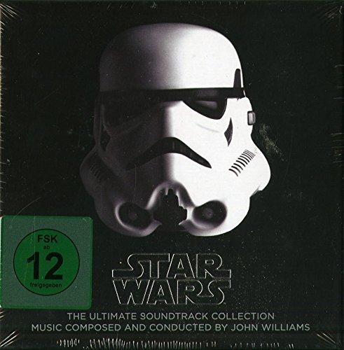 Star Wars - The Ultimate Soundtrack Collection [10 CD + 1 DVD]