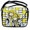 Japanese Anime Hatsune Miku Large Capacity Preppy Crossbody School Student Bag Messenger Bag