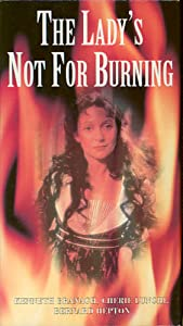 Amazon.com: Lady's Not for Burning [VHS]: Kenneth Branagh