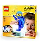 Lego Lights Spaceman Torch and Nightlight