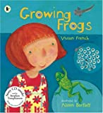 Vivian French Growing Frogs (Nature Storybooks) Book and CD set