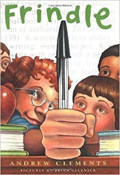 Frindle By Andrew Clements (lot Of 11) Guided Reading Set