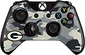 Green Bay Packers Camo - Skin for Xbox One - Controller from Skinit