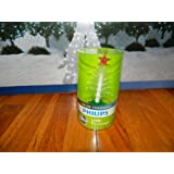 Philips USB Powered Color Changing LED Christmas Tree Red Star with Green Base