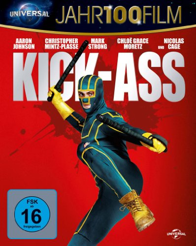 Kick-Ass - Jahr100Film [Blu-ray]