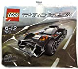 51EUTAJF5ML. SL160  LEGO Racers Mini Set #7802 Le Mans Racer [Bagged]