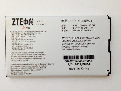 NEW OEM ZTE Li3827t43p3h544780 MF975 3G 4G LTE POCKET WIFI 306ZT 303ZT 305ZT ZEBAU1 O4L BATTERY (T Mobile Mifi compare prices)
