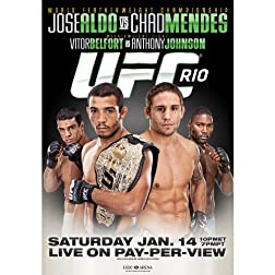UFC 142: Aldo vs. Mendes (Rio)