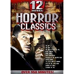 12 Pack Horror Classics