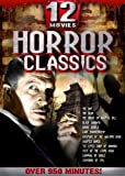Cover art for  12 Pack Horror Classics