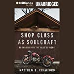 Shop Class as Soulcraft: An Inquiry into the Value of Work | Matthew B. Crawford