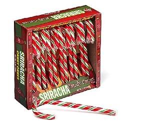 J&D's Foods Sriracha Candy Cane